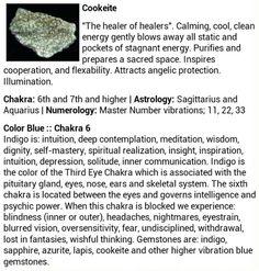Cookeite gemstone crystal healing