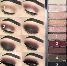 Think this is the wet n wild nude awakening palette but not 100% #EyeMakeupVideos Think this is the wet n wild nude awakening palette but not 100% #EyeMakeupVideos