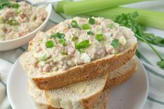Deen's Best Ham Salad Sandwich Make and share this Paula Deen's Best Ham Salad Sandwich recipe from .Make and share this Paula Deen's Best Ham Salad Sandwich recipe from . Ham Salad Recipes, Soup Recipes, Cooking Recipes, Dinner Recipes, Ham Sandwich Recipes, Recipies, Copykat Recipes, Sandwich Fillings, Amish Recipes