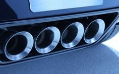 2014 Chevrolet Corvette Exhaust Models