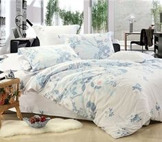 Dorm Bedding Necessitiy - Calm Breeze Twin XL Comforter Set - College Ave Designer Series - Comforter Set For Girls