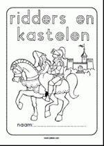 Ridders digibordlessen digibord onderbouw kastelen en for Werkbladen ridders en kastelen