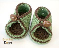 Free Crochet Pattern for Peek-A-Boo Sandals by CrochetZone.com