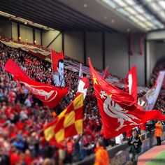 Watch Liverpool play at Anfield