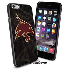 (Available for iPhone 4,4s,5,5s,6,6Plus) NCAA University sport Texas State Bobcats , Cool iPhone 4 5 or 6 Smartphone Case Cover Collector iPhone TPU Rubber Case Black [By Lucky9Cover] Lucky9Cover http://www.amazon.com/dp/B0173BFPQW/ref=cm_sw_r_pi_dp_B9vnwb16T39K7