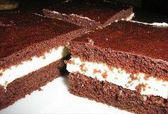 Picture of Recept - Kinder mléčný řez - vynikající Chocolate Cake, Tiramisu, Cheesecake, Ethnic Recipes, Food, Kids, Chicolate Cake, Chocolate Cobbler, Chocolate Cakes