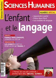 Dossier: l'enfant et le langage. (Pages 28-55).
