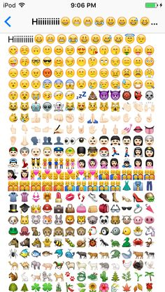 All Android Emoji Google Emoji Android Emoji Emoji List