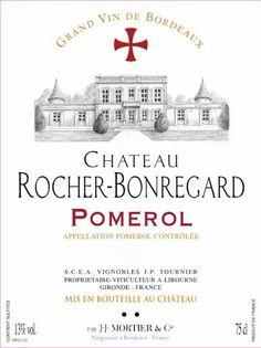 Château Rocher-Bonregard Pomerol
