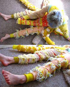 Bacteria Leg Suit on RISD Portfolios