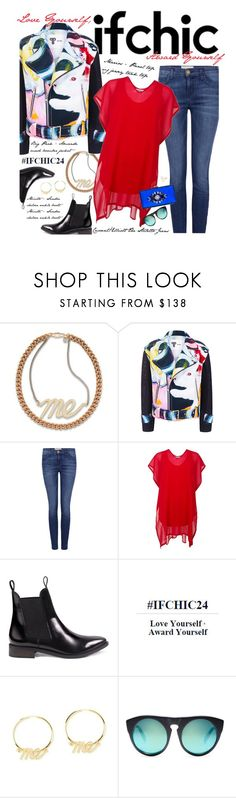 """ifchic"" by arysncouture ❤ liked on Polyvore featuring moda, BIG PARK, Current/Elliott, MARIOS, Miista, Myne y ifchic"