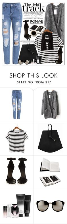 """""""Romwe"""" by oshint ❤ liked on Polyvore featuring Isabel Marant, Browns, Victoria's Secret, Linda Farrow, Soia & Kyo, amazing, cool, romwe and winterfashion"""