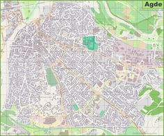 Segovia old city map Maps Pinterest City maps City and Spain
