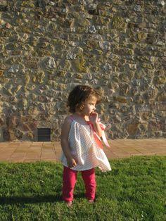 Niñas Eyre. Moda infantil argentina