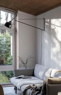 My home has been throwing out some beautiful examples over the recent weeks. Favourite pieces take on a new dimension especially in that hazy end of day golden hour light. Spring light and Shadow-play at home with Hege Morris - Hege in France | Scandinavian Interior Design Blogger