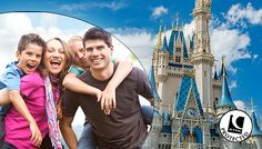 Disneyland Paris, France: 2-3 Night Hotel Stay and Park Ticket - Up to 46% Off Immerse yourself in the magic of Walt Disney with a 2-3 night stay in Paris      Includes a 1-day ticket to Disneyland and Walt Disney Studios      Sleep soundly at the KyriadHotel, just 10 minutes from the main resort park      Or stay at the 4* Residhome Appart Hotel Val d'Europe, just 15 minutes by train     ...