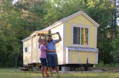 Small Home. Big Life. an e course on how to build your own tiny home