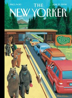 The New Yorker Jun 23, 2008