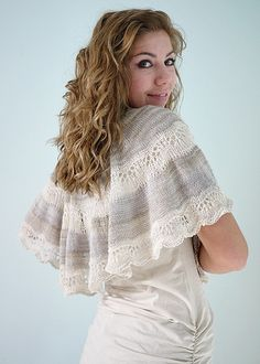 Ravelry: Galatea Shawl pattern by Tori Gurbisz