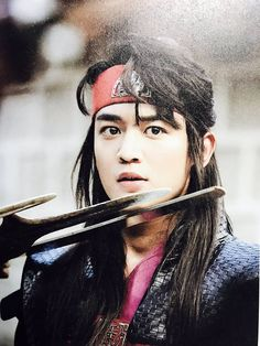 Minho featured in the Hwarang Photobook Shinee Minho, Jonghyun, Best Kdrama, Choi Min Ho, Drama Series, Photo Book, Korean Dramas, Angel, Twitter