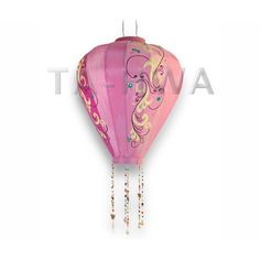 Lampion Ballon Roze