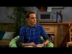 El gato de Schrödinger en The Big Bang Theory :)