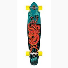 e5fee83065ae SDS Skateboards Stella Kicktail Octo Longboard- Complete Color: Red Octo by  SDS Skateboards. Save 32 Off!. $79.49. The SDS Skateboards Stella Kicktail  Octo ...