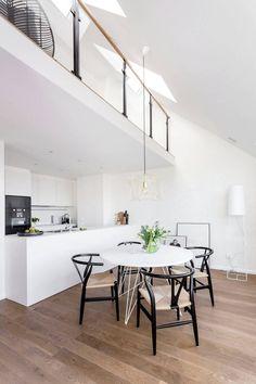 Valhallavägen Apartment by Doomie Design