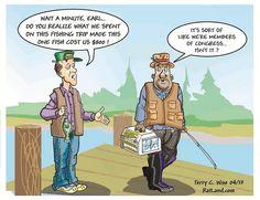 Fishing Cartoons Humor Posted in fishing, humor,