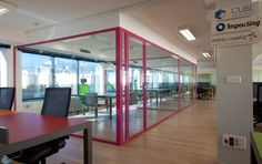 T2O media office by Stone Designs, 2013 Madrid (Spain) #StoneDesigns