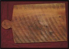 Hope/Burnsville Barn Bread Boards- Reclaimed Lumber