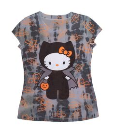 aa1b7ae1 Hello Kitty Halloween shirt   Hello Kitty Halloween   Hello kitty halloween,  Halloween, Halloween shirt
