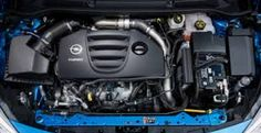 2018 Opel Astra OPC New Engine System
