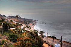 Pacific Coast Highway California | Pacific Coast Highway: Los Angeles, California | Lifes a Bento: The ...