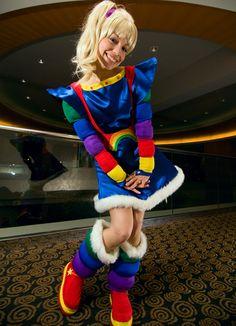 Rainbow Bright Costume | 101 Halloween Costume Ideas for Women