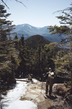 A Cannonball Run Up Giant Mountain: An Adirondack 46Hike | And North | http://andnorth.com