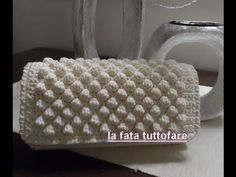 Tutorial: borsa nocciolina e termoindurente - YouTube