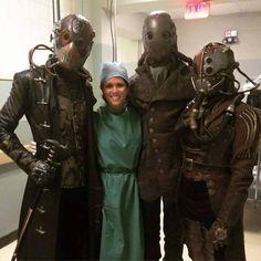 Dread doctors and Melissa