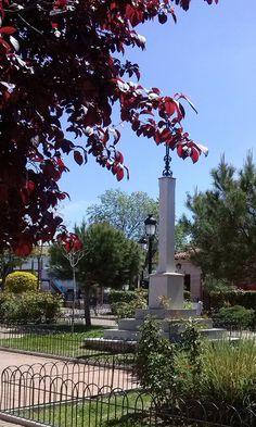 CARRANQUE (TOLEDO). Plaza Eras (Cruz de la Villa)