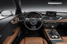 Should you like following the most recent happenings of the auto world, you will need to have seen a number of the rising developments on this sphere ... #Audi #CarInterior Audi A7 Tdi, Audi A7 Sportback, Audi A7 Interior, Bmw M135i, Bmw 6 Series, Car Racer, Cool Sports Cars, Audi Cars, Car Interiors