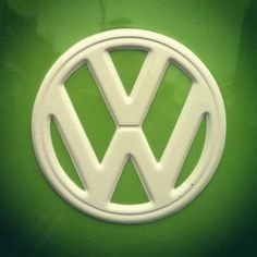 good old VW #logo #graphicdesign