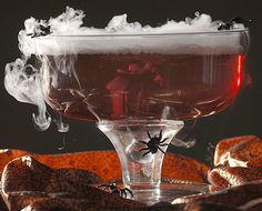 Halloween Punch Recipes avec alcool