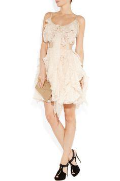 Nina Ricci dress.  If I bled money, I'd buy it.