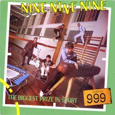 999 - The Biggest Prize In Sport - Polydor - LP, Album - UK, 01 Jan 1980 - Punk.