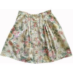 Wildflower Skirt