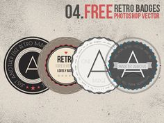 45 Free Retro and Vintage Design Resources