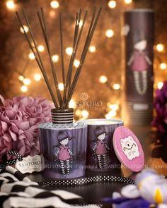 Fairy Lights Scented Candle - Santoro's Gorjuss - Santoro London