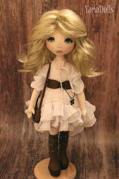 Коллекционные куклы ручной работы. Ярмарка Мастеров - ручная работа Irina. Handmade.