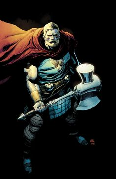 This March, Marvel is finally giving us a window as to why the Odinson became unworthy of wielding the hammer Mjolnir in THE UNWORTHY THOR #5!