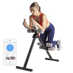 FitBill Home Fitness Set Bluetooth AB Trainer  Smart Scale  Free App -- To view further for this item, visit the image link.(This is an Amazon affiliate link and I receive a commission for the sales)